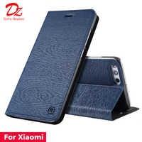 Pour Xiao mi 6 6X8 9 SE 5 5X5 S Plus étui en cuir pour Xiao mi Note de jeu 3 mi X 2 2 S Max 2 3 PU Flip couverture fente pour carte stand