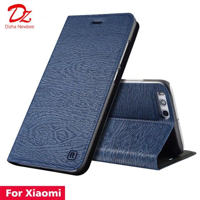 Para Xiaomi mi 6 6X8 9 iPhone 5 5X 5S Plus Funda de cuero para Xiaomi mi NOTA DE JUEGO 3 mi X 2 2 S Max 2 3 PU tapa soporte de ranura para tarjeta