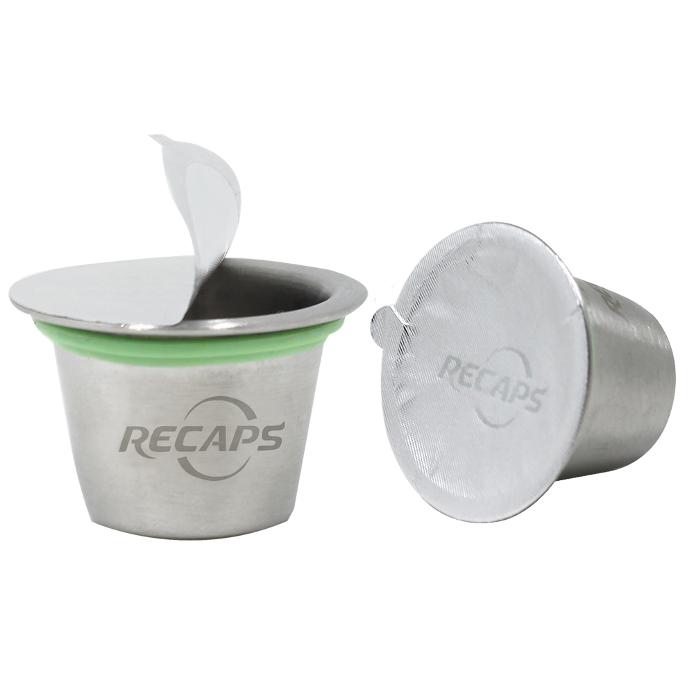 RECAPS 120/240/360 Pcs Klebstoff-Aluminiumdeckel Dichtungen zum - Küche, Essen und Bar - Foto 4