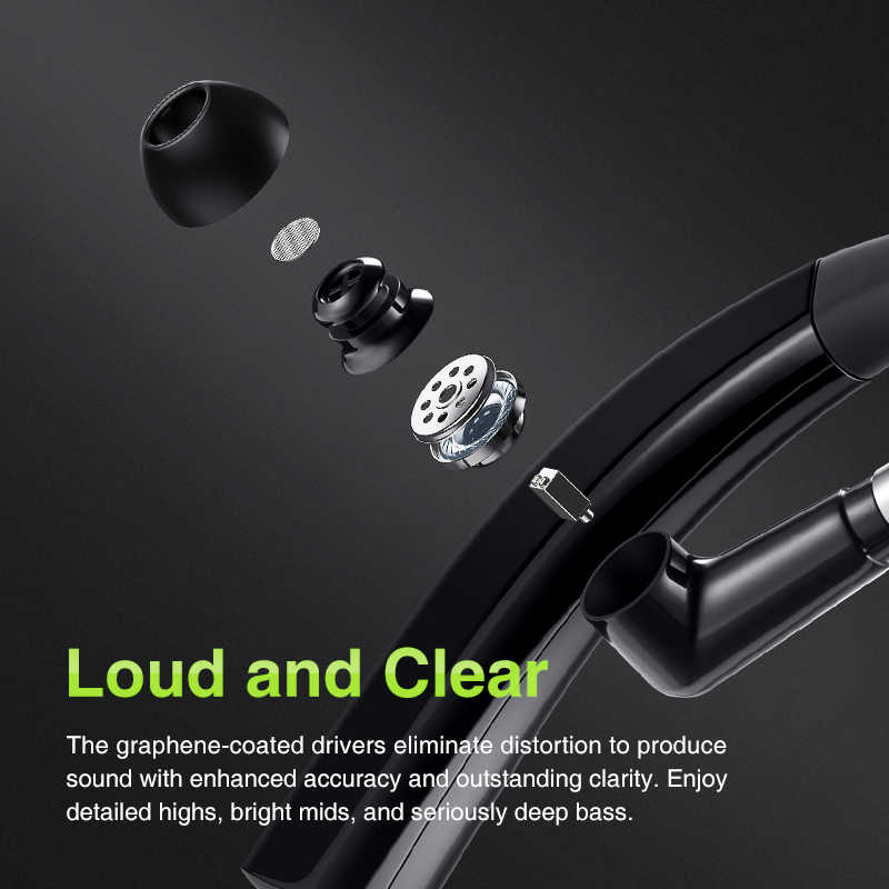 SANLEPUS M11 Bluetooth Earphone Wireless Headphone Handsfree Earbud Headset With HD Microphone For Phone iPhone xiaomi Samsung