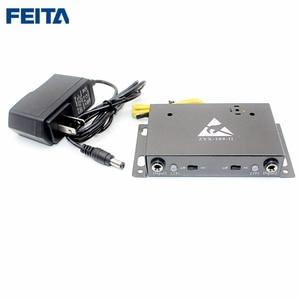 Image 1 - FEITA 209 II Auto alarm Anti statische ESD wrist strap tester Zwei ausgang Anti statische online monitor für Anti  statische Elektronische DIY