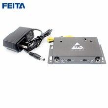 FEITA 209 II autoalarm Anti static ESD pasek na nadgarstek tester dwa wyjścia Anti static online monitora dla Anti  statyczne elektroniczny DIY