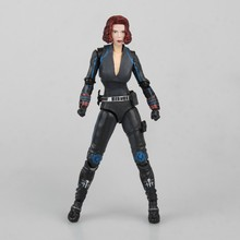 Movie Avengers Infinity War Black Widow Natasha Romanoff Cartoon Toy Action Figure Model Doll Gift