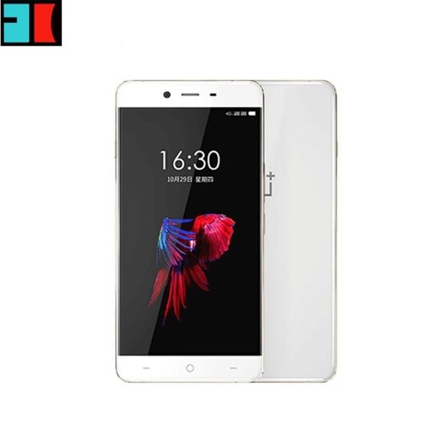 "Stokta orijinal Oneplus X bir artı X 4G LTE telefon Android 5.1 Snapdragon801 5.0 ""FHD 3GB RAM 16G ROM 13MP"