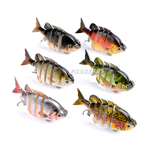 6-Pack Jointed Sunfish/Bluegill Set BG105