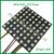 Preço de fábrica 8X8 rgb flexíveis apa102 digitais levou dot matrix