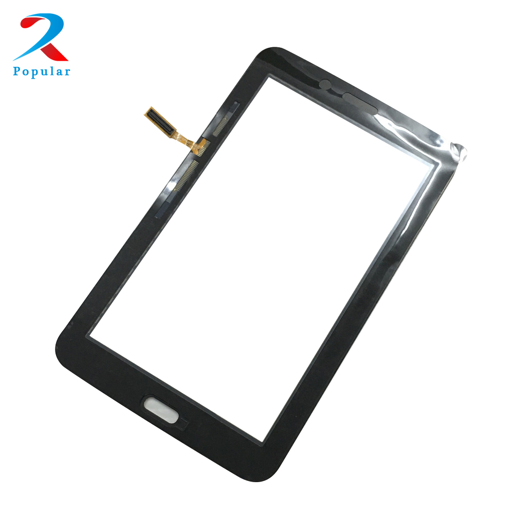 For Samsung Galaxy Tab 3 Lite 7.0 SM- T110 T111 T113 T116 Touch Screen Digitizer Sensor Glass Replacement Accessories fashion flip pu leather case cover for samsung galaxy tab 3 lite 7 0 t110 t111 t113 t116 tablet cases with card slot