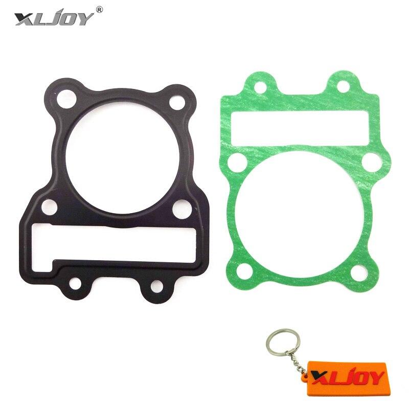 Комплект Прокладок Головки Двигателя YX150 для мотоцикла YX150, YX160, YX, 150cc, 160cc, питстер YCF SSR IMR GPX