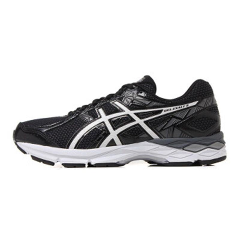 Original ASICS Men Shoes Stable Massage Cushion Running Shoes Breathable mens Sports Shoes Sneakers T616N-9001 кисть флейцевая matrix 83383 50х5мм