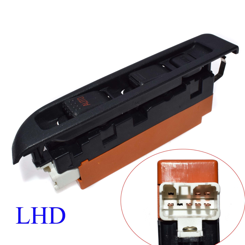 Power Window Switch Lhd Or Rhd Driver Side For Isuzu Npr