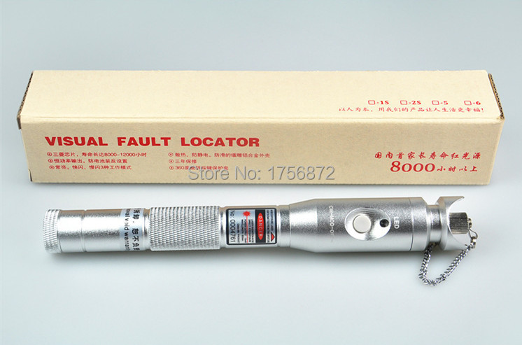 Coax Fault Locator : New design coaxial exfo otdr visual fault locator mw km