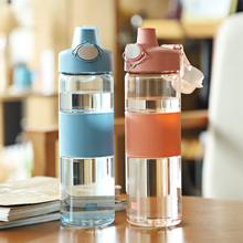 Oneisall Plastic Sport Water Bottle Free BPA 500ml 800ml 1000ml Portable Gym Large Capacity my Drink Outdoor Tour Hiking