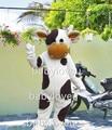Новый коровьего молока костюм талисмана необычные партии dress костюм карнавал фурсьют бизнес спорт талисман