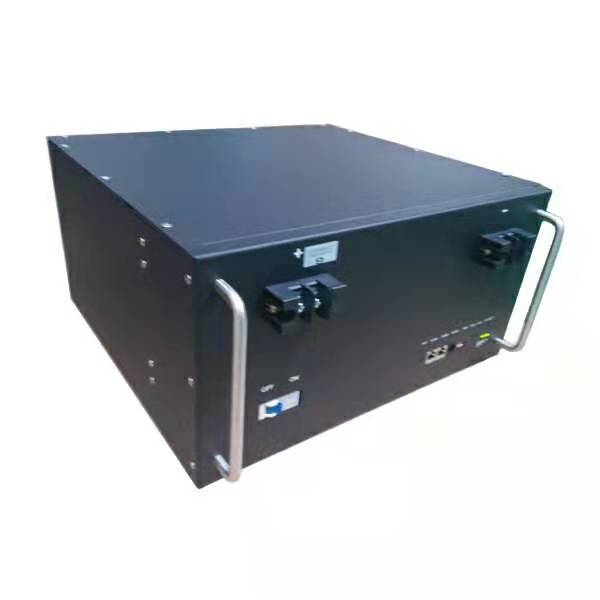 48V100AH LIFEPO4 BATTERY BANK WITH STEEL CASE,BMS INCLIDED,RS232 And RS485 Standard Communication