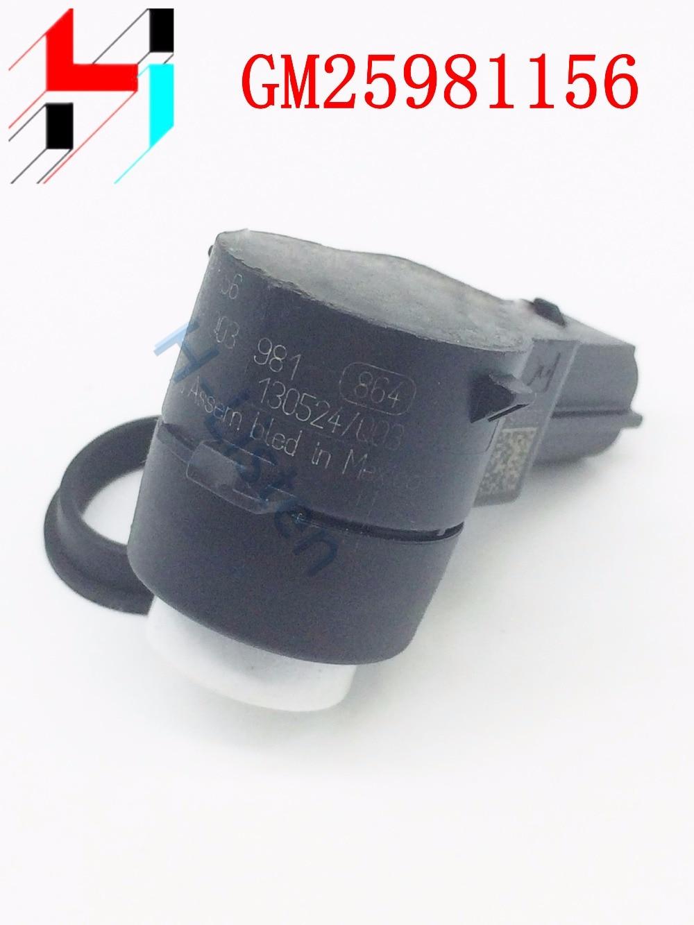 (10pcs) Original Auto Parts Parking Sensor 25981156 Pdc Sensor Parking Distance For Oe# 0263003981
