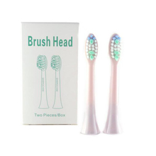 2pcs Replacement Electric Toothbrushes Head for Sarmocare S100 S200 Ultrasonic Sonic fit Digoo DG-YS11
