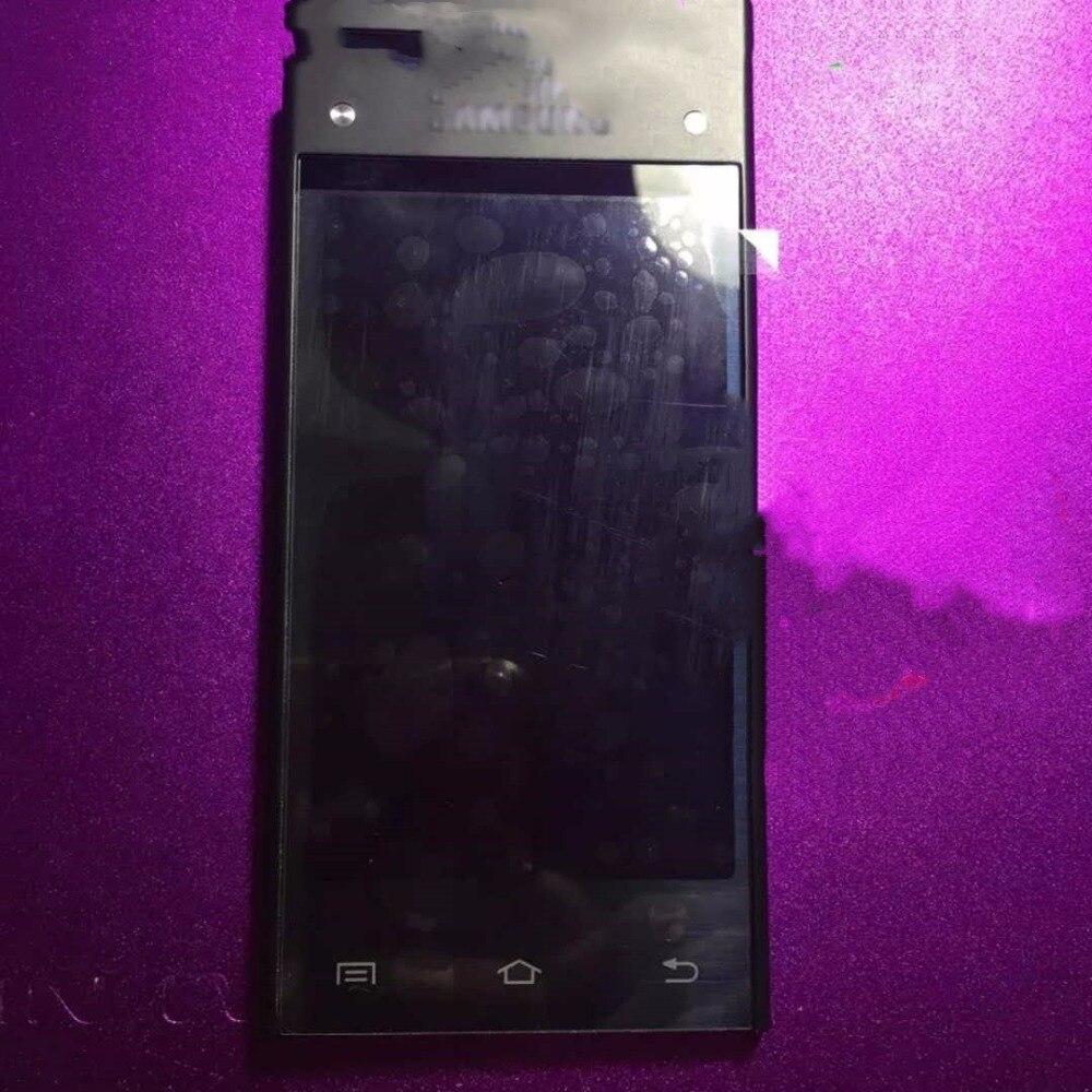 Сенсорный экран телефона в сборе для samsung galaxy G8508 Мобильные аксессуары touch Панель Экран сборки