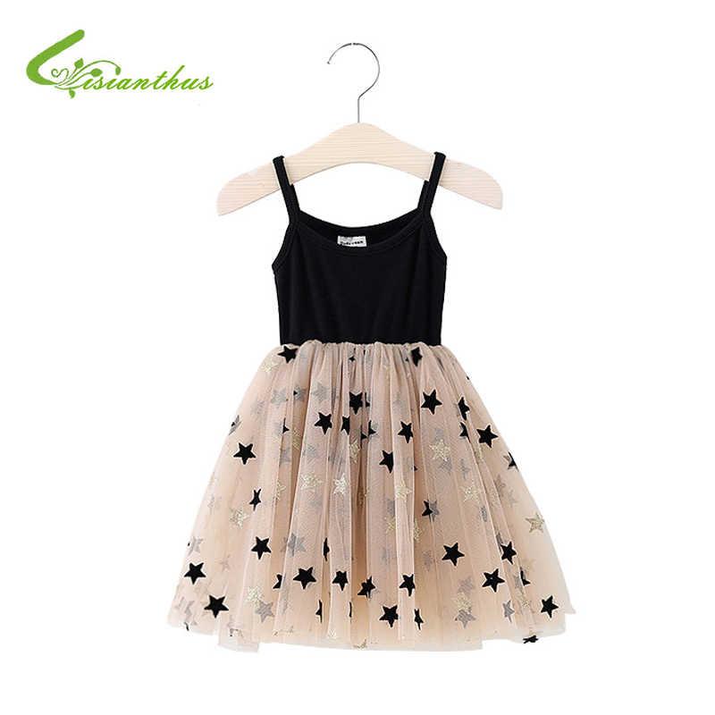 2410f2c5d Detail Feedback Questions about Girls Dress Summer Kids Girls Star ...