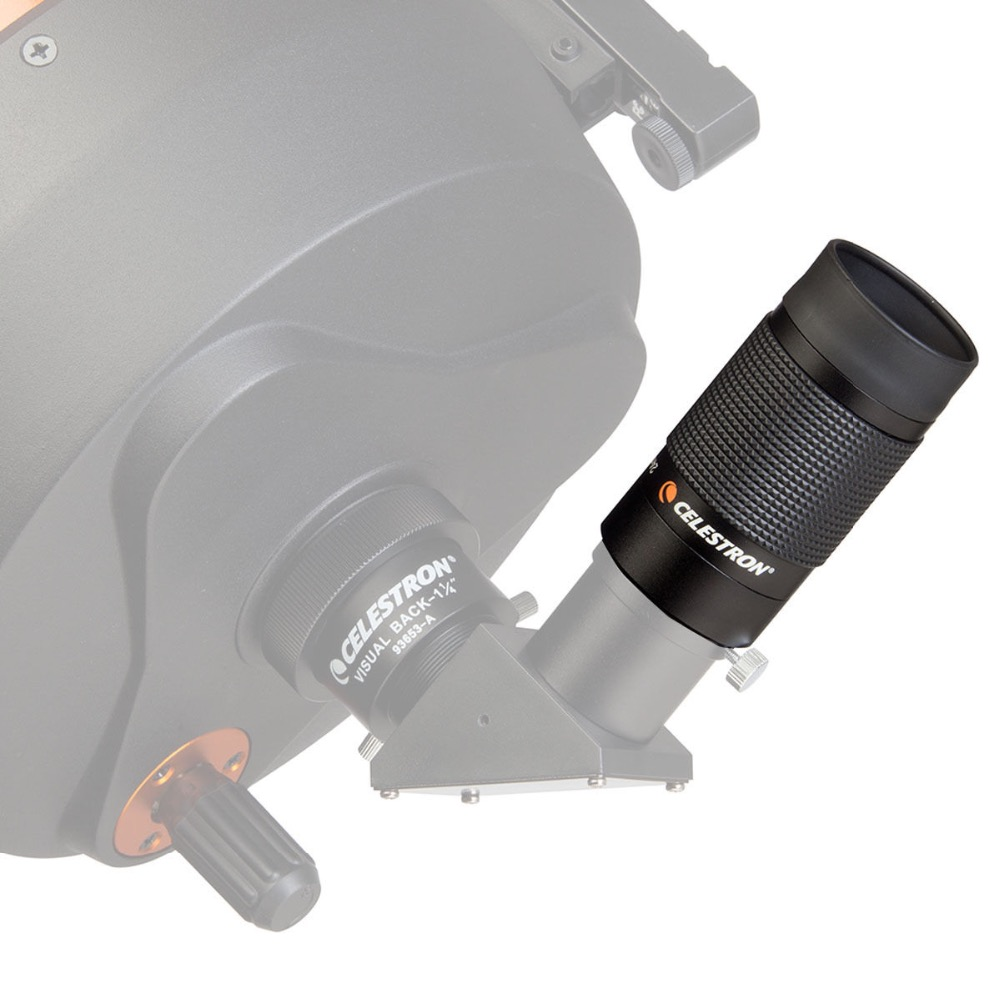 CELESTRON astronomical telescope 8 24mm Zoom Eyepiece 1 25inch 31 7mm Fully Multi Coated Continuous zooming variable Folding in Spotting Scopes from Sports Entertainment