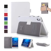 Smart Pu Leather Case For Huawei MediaPad T2 8 Pro For Honor Tablet 2 8 0