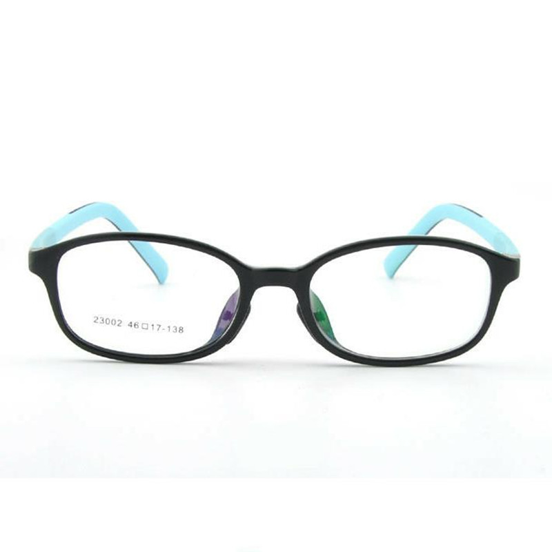 KESMALL Kids Prescription Diopter Glasses Boy Girl High Quality Eyeglasses Frame With Myopia Lens Optical Gaming Eyewear XN391P