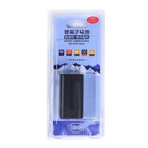 Image 5 - NP F750 NP F770 NP F750 NP F730 4400 mAh Lithium ionen akku für Yongnuo Godox LED Licht