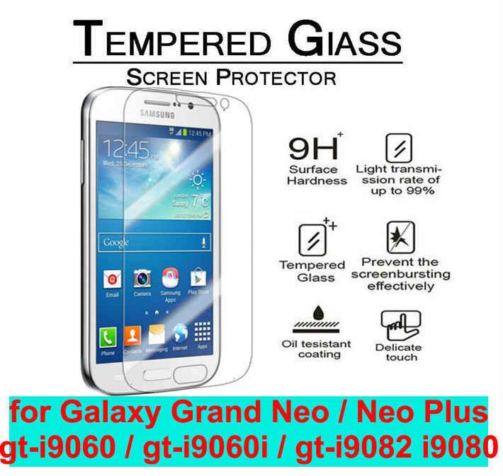 2.5D شاشة حامي لسامسونج A5 الزجاج المقسى ل غالاكسي جراند رئيس S3 S4 S5 S6 J3 J5 J7 J2 j1 البسيطة 2016 2017 9 H صلابة