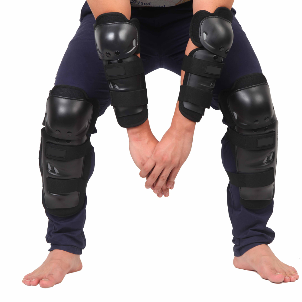 High Quality fox motoross Sport Safety Kneepad Honeycomb Pad Bumper Brace Kneelet Protective Knee pads