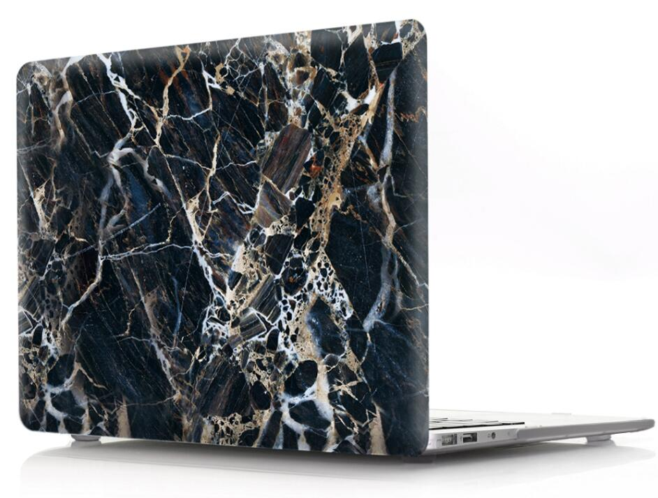Marble Pattern Print Case For Apple Macbook Air Pro Retina 11 12 13 15 Case Cover for Apple Mac Air Pro 13.3 15.4 with Touch Bar