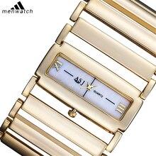 Высококачественные роскошные Брендовые женские часы, креативные женские водонепроницаемые кварцевые часы из нержавеющей стали, маленькие наручные часы