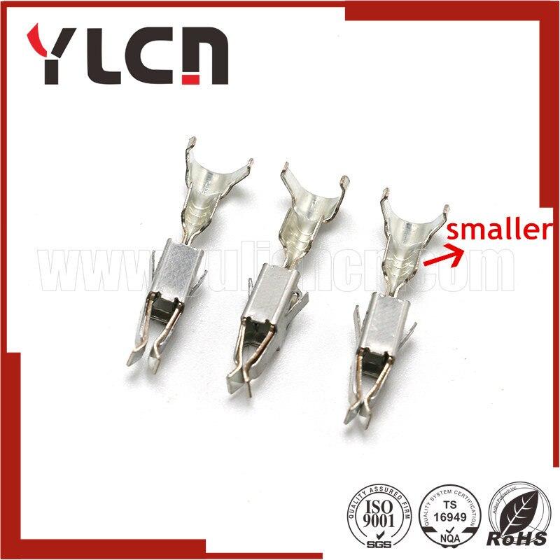 Free shipping car splices 929939-3 964286-1 wire terminal Crimp terminal auto electrical female terminal