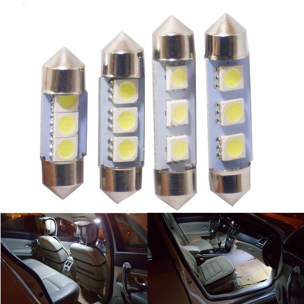 top the world\u0027s cheapest products 3 led 39mm in all new ledaorunyebao 4pcs festoon c5w c10w 3 led lamp interior dome lights door light lamp turn signal bulb 31mm 36mm 39mm 41mm 12v