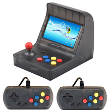 Portable Retro Mini Handheld Game Console 4.3 Inch 64bit 3000 Video Games classical Family Game Console Gift