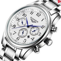 GUANQIN Men's quartz watch men top brand luxury wristwatch Waterproof Sapphire Quartz watch man hours fashion watches men