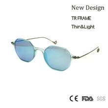 Sorbern New Luxury Italy Designer Women Sunglasses Male lunette de soleil Light TR90 Frame Coating Lens Metal Sun Glass UV400