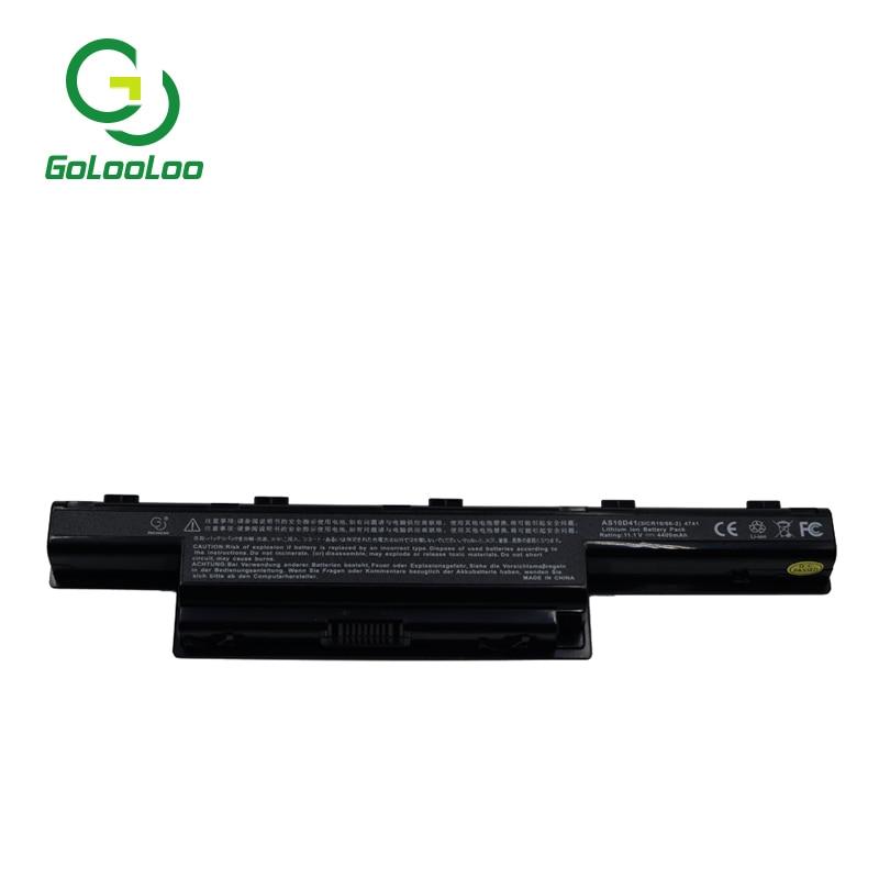 Gololoo 11.1v μπαταρία v3-571g για Acer Aspire AS10D31 - Αξεσουάρ για φορητό υπολογιστή - Φωτογραφία 6