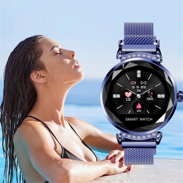Women Smart Watch Blood Pressure Sport Smart Bracelet Watches Pedometer Men Wome