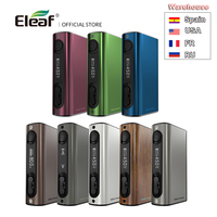 USA Warehouse Original Eleaf iStick Power Box Mod ipower 80w 5000mAh Battery VW/Smart/TC Mode Electronic Cigarette vape mod