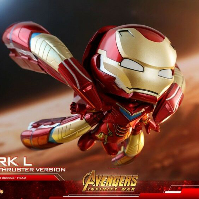 HOT TOYS COSBABY COSB547 1/12 Iron Man MK50 League Hot Toys Avengers 3 COSBABY Mini Doll Iron Man MK50 Super Air VehicleHOT TOYS COSBABY COSB547 1/12 Iron Man MK50 League Hot Toys Avengers 3 COSBABY Mini Doll Iron Man MK50 Super Air Vehicle