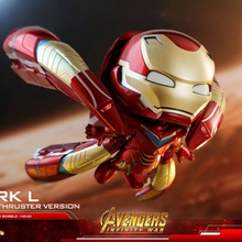 HOT TOYS COSBABY COSB547 1/12 Iron Man MK50 League Hot Toys Avengers 3 Mini Doll Super Air Vehicle