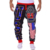 2016 3d impreso EE.UU. Hombres Joggers pantalones pantalones harem ocasional tallas grandes hombres pantalón tiro caído baggy trousers hip pop ropa deportiva