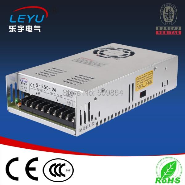 S-350 power supply 5V / 12V / 24V / 48V CE CCC power supply AC DC 350W power supply unit 20pcs 350w 12v 29a power supply 12v 29a 350w ac dc 100 240v s 350 12 dc12v