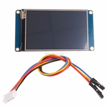"3.5 ""TFT LCD מגע תצוגת מסך מודול 480x320 עבור פטל Pi3 16 סיביות צבע אמיתי RGB 4.75 7V Dropship"