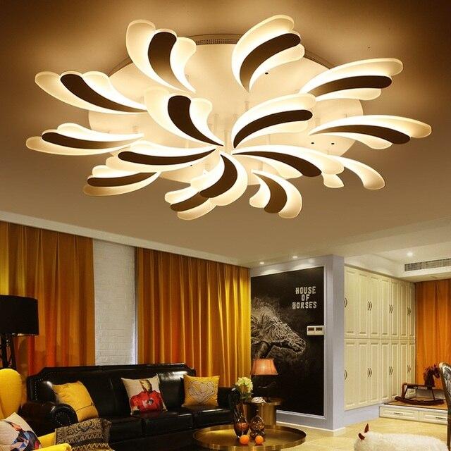 Modern Art Led Home Living Room Bedroom Ceiling Light Commercial Decoration Restaurant Interior Lighting