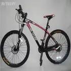 Beteery carbone vélo de haute qualité rouge et noir couleur chine carbone montagne vélo meilleur prix à vendre