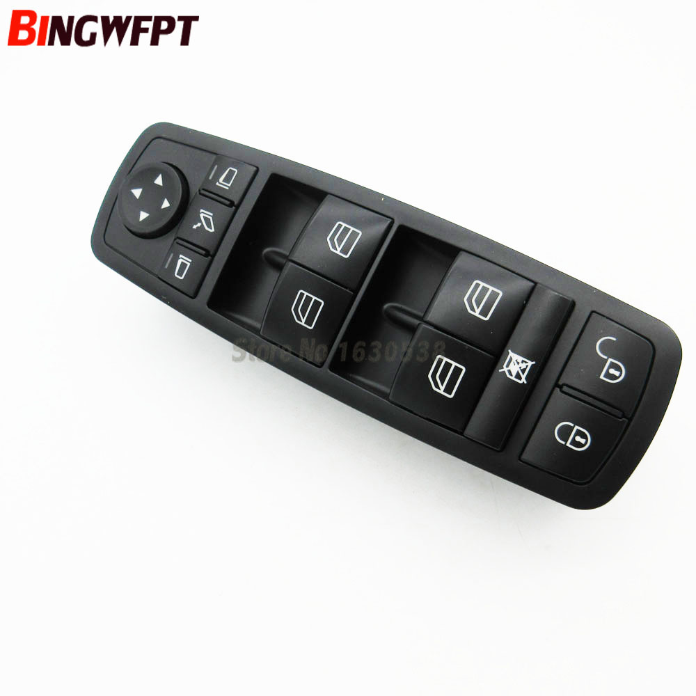 NEW Electric Power Window lock Switch For Mercedes-Benz B-Klasse W245 <font><b>A1698206710</b></font>/ 03728265/1698206710 image