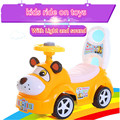 Four-wheeled Scooter for Children Shilly Car Baby Walker Toy Stroller with Music Multifunction Boy Girl Kids Ride on Car