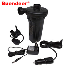 Boat Pump Electric-Pump Inflatable-Sofa 12V Buendeer for Pools 4000pa-5000pa