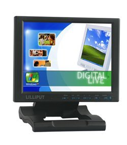 lilliput FA1042-NP/C/T  10 Inch touch Screen lcd monitor with VGA/AV Input  For Car PC & IPC