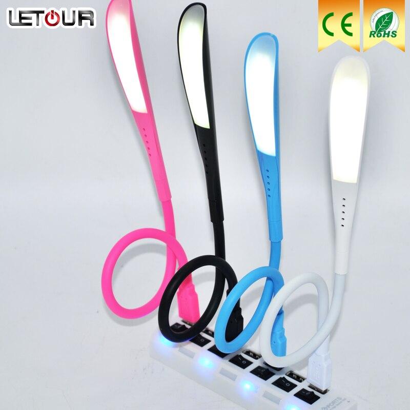 Dritë e mjaftueshme e dritës LED të natës LED Bateri USB Llampë - Dritat e natës - Foto 6